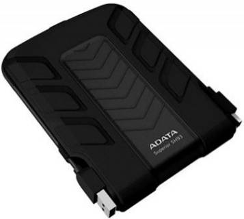 Внешний HDD A-Data ASH93-750GU-CBK