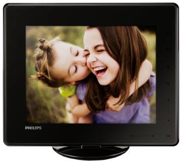 Фоторамка Philips SPH-8408/10 black
