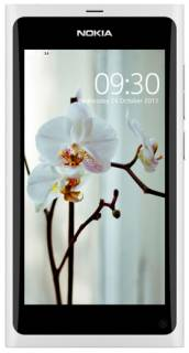 Смартфон Nokia N9 64Gb White 002Z705