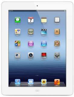 Планшет Apple iPad 3 64Gb WiFi 4G White