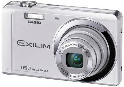 Фотоаппарат Casio Exilim EX-ZS6 Silver EX-ZS6SRGCA