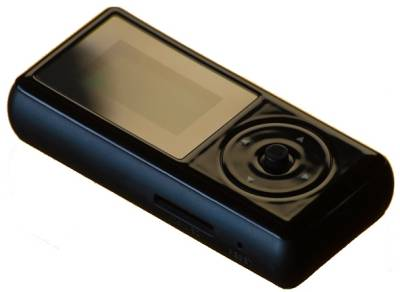MP3 плеер NRG Reactor  4Gb black