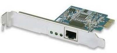 Сетевой адаптер Intracom Intellinet  10/100/1000 Mbps PCI Express Ethernet Card 522533