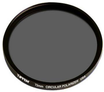 Светофильтр Tiffen 72MM CIRCULAR POLARIZER FILTER 72CP