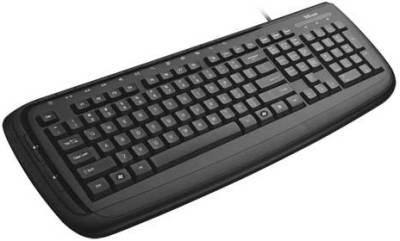 Клавиатура Trust Blackstream Keyboard RU 16203