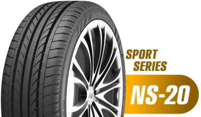 Шина Nankang Noble Sport NS-20 215/55 ZR17 98W
