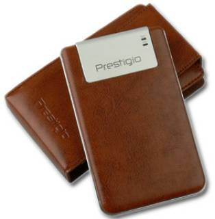 Внешний HDD Prestigio Data Safe I 500GB Brown PDS1UBR500