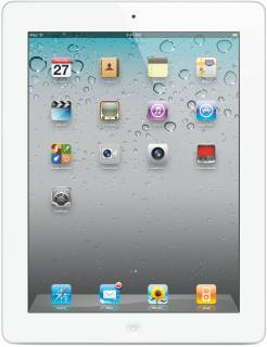 Планшет Apple iPad 2 16Gb WiFi 3G White