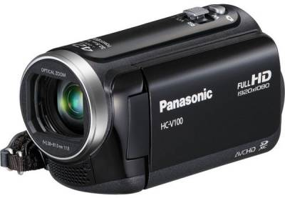 Видеокамера Panasonic HC-V100EE-K Black