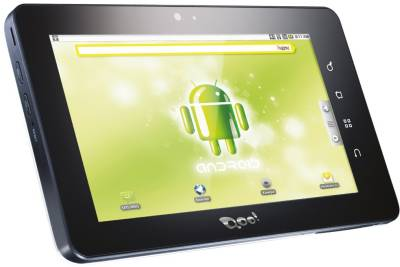 Планшет 3Q Q-pad QS0701BM 4GB 3G Black-White