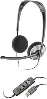 Наушники Plantronics Audio 478 DSP 81962-25