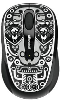 Мышка Microsoft Wireless Mobile Mouse 3500 Artist Wan GMF-00155