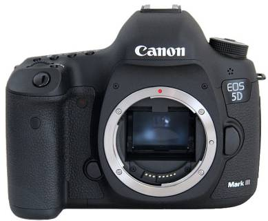 Фотоаппарат Canon EOS 5D Mark III Body 5260B025