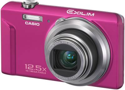 Фотоаппарат Casio EX-ZS150 Pink EX-ZS150VPECC