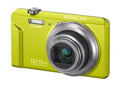 Фотоаппарат Casio Exilim EX-ZS150 Green EX-ZS150GNECD