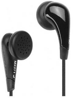 Наушники Sennheiser MX 271 Black 502849