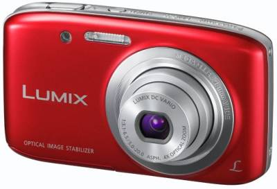 Фотоаппарат Panasonic DMC-S5EE-R Red