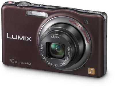 Фотоаппарат Panasonic DMC-SZ7 Brown DMC-SZ7EE-T
