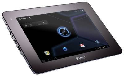 Планшет 3Q Q-pad LC0705A 4GB Black