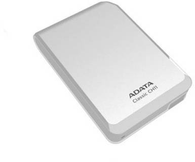 Внешний HDD A-Data CH11 500Gb  White ACH11-500GU3-CWH