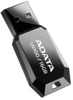 Флеш-память USB A-Data AUV100 16GB AUV100-16G-RBK