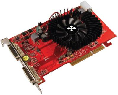 Видеокарта Club-3D Radeon HD3650 512M CGA-3652DDY
