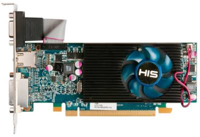 Видеокарта HIS RadeOn HD6570 1024MB H657FO1G