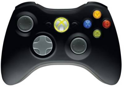 Игровой контроллер Microsoft X-Box 360 Wireless Controller Black 885370114850