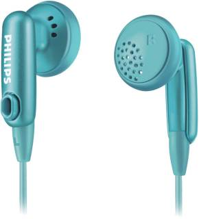 Наушники Philips SHE2631/27 blue