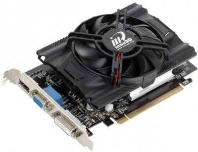 Видеокарта Inno3D GeForce GT 430 4096MB N43K-3DDV-M3CX