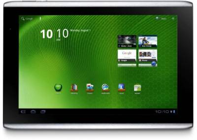 Планшет Acer Iconia Tab A501 16GB 3G Black A501-10S16U