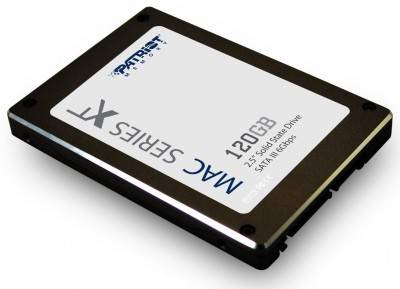 Внутренний HDD/SSD Patriot Mac Series XT 120GB PAXT120GS25SSDR