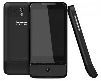 Смартфон HTC Legend Black A6363