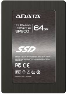 Внутренний HDD/SSD A-Data SP900 64Gb ASP900S3-64GM-C