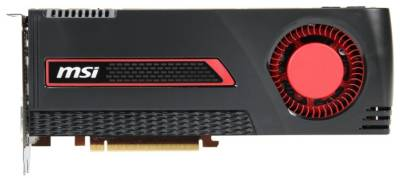 Видеокарта MSI Radeon HD 7970 3072Mb R7970-2PMD3GD5/OC