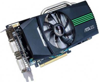 Видеокарта ASUS GeForce GTX560 1024Mb ENGTX560 TI DC/2DI/1GD5