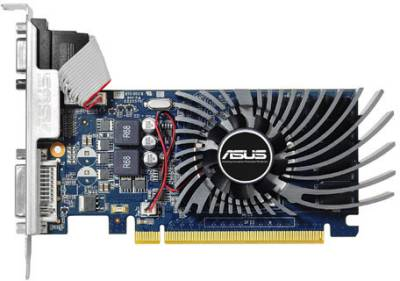 Видеокарта ASUS GeForce GT520 1024MB ENGT520/DI/1GD3(LP)
