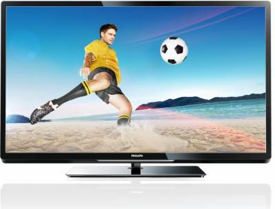 Телевизор Philips 37PFL4007H/12 Black