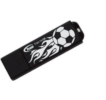 Флеш-память USB Team T121 16GB  Black T121 16GB Black