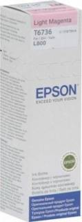 Картридж Epson L800 Lig.Mag ink bottle 70 C13T67364A