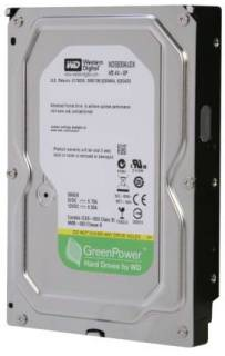 Внутренний HDD/SSD Western Digital AV-GP 500GB 32MB WD5000AUDX