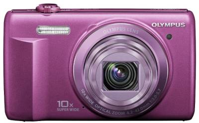 Фотоаппарат Olympus VR-340 PURPLE V105080VE000