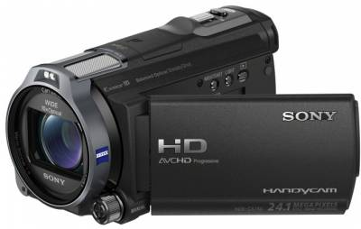 Видеокамера Sony HDR-CX740VE HDRCX740VEB
