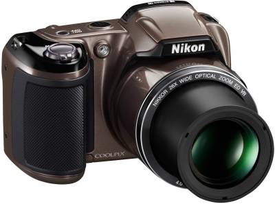 Фотоаппарат Nikon Coolpix L810 brown