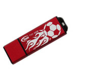 Флеш-память USB Team T121 32GB  Red TG032GT121RX