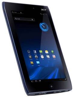 Планшет Acer Iconia Tab A100 8GB Black XE.H6RPN.006