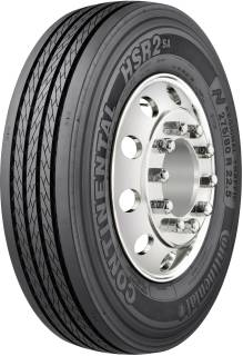 Шина Continental HSR2 385/65 R22.5 164K XL