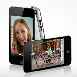 MP3 плеер Apple iPod Touch 4G 8Gb MC544