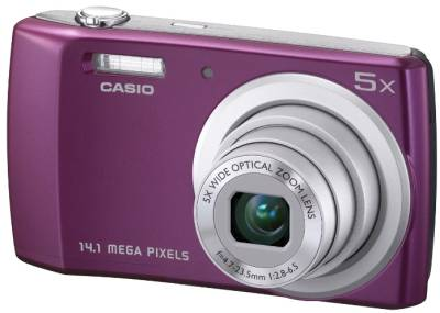 Фотоаппарат Casio QV-R200 Purple QV-R200PEECC