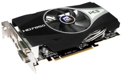 Видеокарта PowerColor Radeon HD 7850  2048Mb AX7850_2GBD5-2DHPP